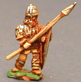 N2 Norman Heavy Spearman in Mail