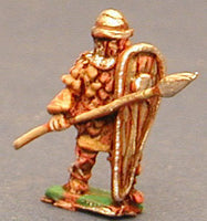 N3 Norman Heavy Spearman in Scale