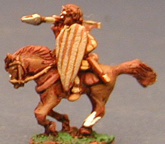 NC4 Norman Breton Light Cavalry