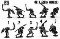 OH13 Goblin Warriors