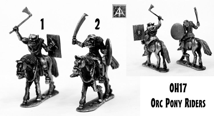 OH17 Orc Pony Riders