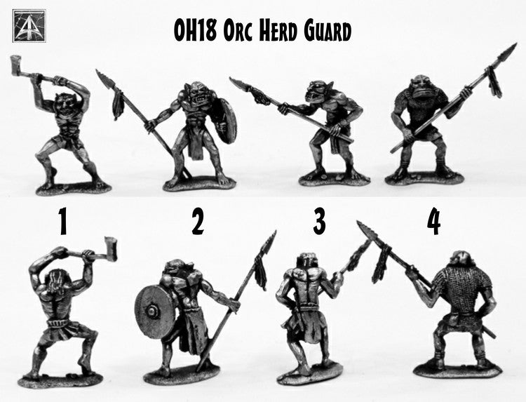 OH18 Orc Herd Guard