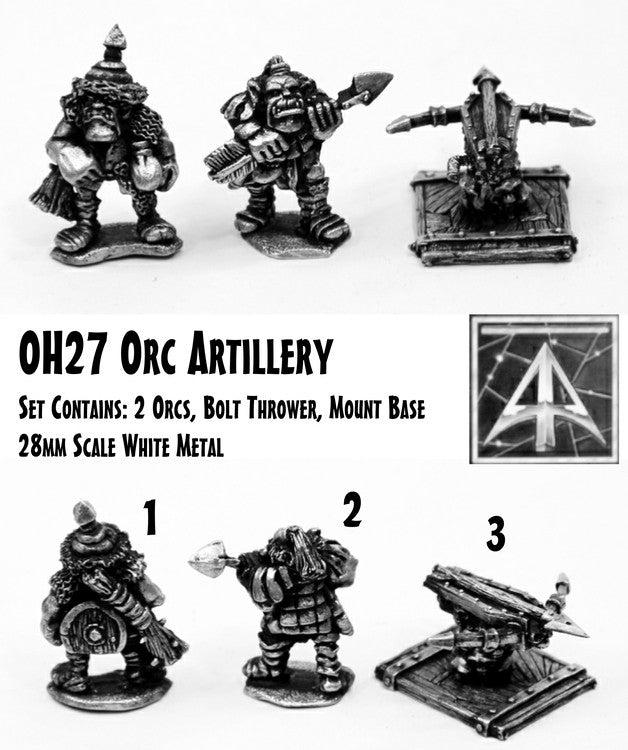 OH27 Orc Artillery