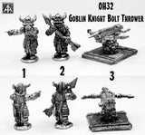 OH32 Goblin Knight Bolt Thrower