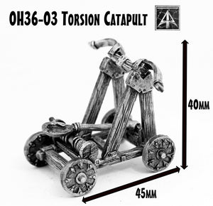 OH36-03 Torsion Catapult