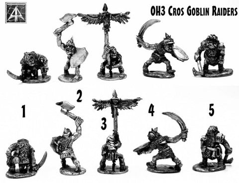 FL2-06 Goblin Knight with Great Sword