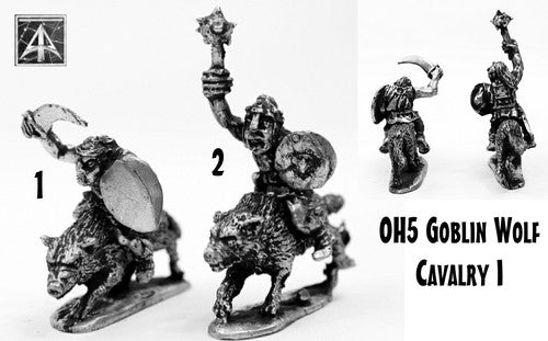 OH5 Goblin Wolf Cavalry I