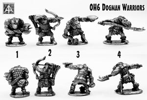 OH6 Dogman Warriors