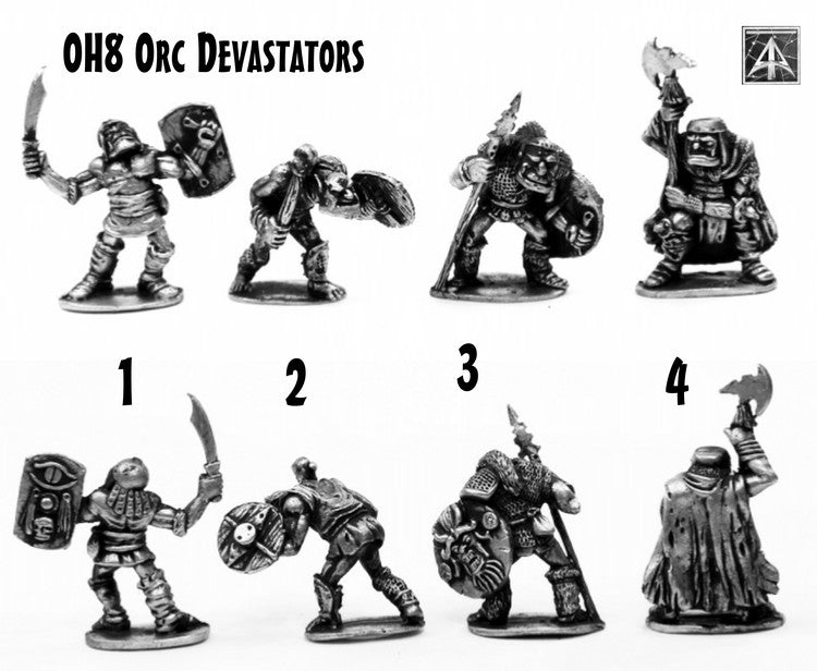 OH08 Orc Desecraters