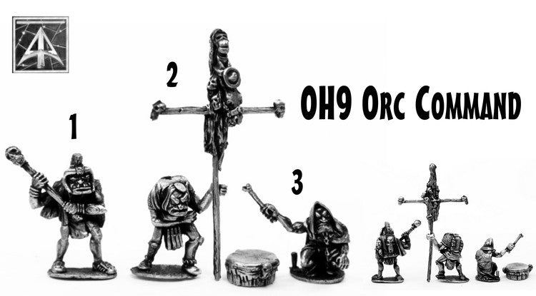 OH9 Orc Command