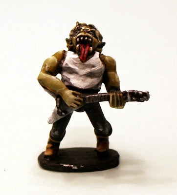ORB Orc Rock Band and Parts - Classic 25mm Set