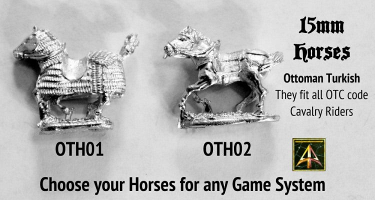 OTH Horses only with no rider - Choose your Horses