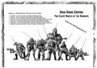 The Khanate Return 15mm Army Book for Patrol Angis - Paid Digital Download