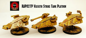 RAP027P Vasseth Strike Tank Platoon (3)