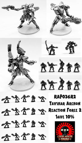 RAP035 Ikwen Scatter Terrain Set