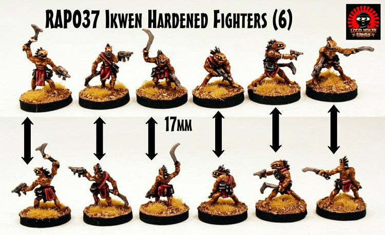 RAP037 Ikwen Hardened Fighters (6)