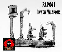 RAP041 Ikwen Weapon Sprue