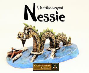 SA01 Nessie - A Collectable Model