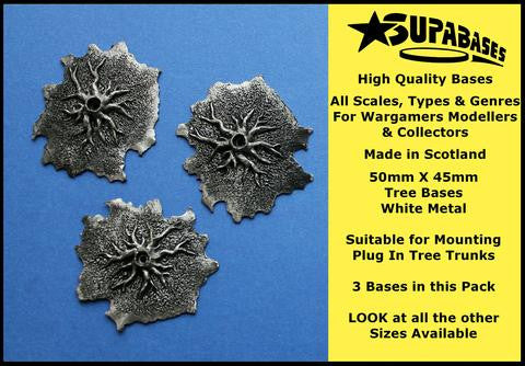 SBP17 50mm Tree Bases