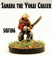 SGF106 Sanada the Yokai Chaser