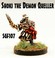 SGF107 Shoki the Demon Queller