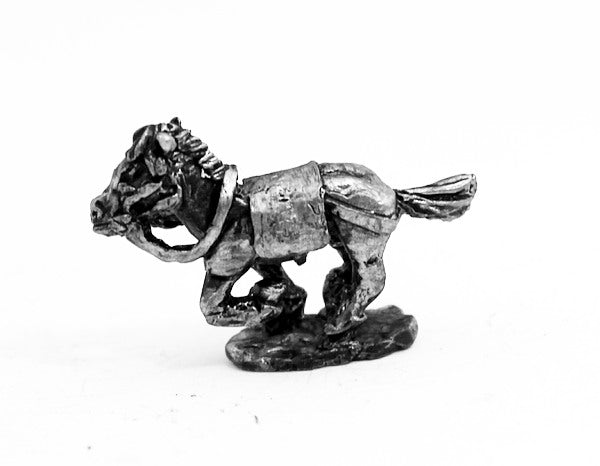 SGF131 Galloping Unarmoured Horse
