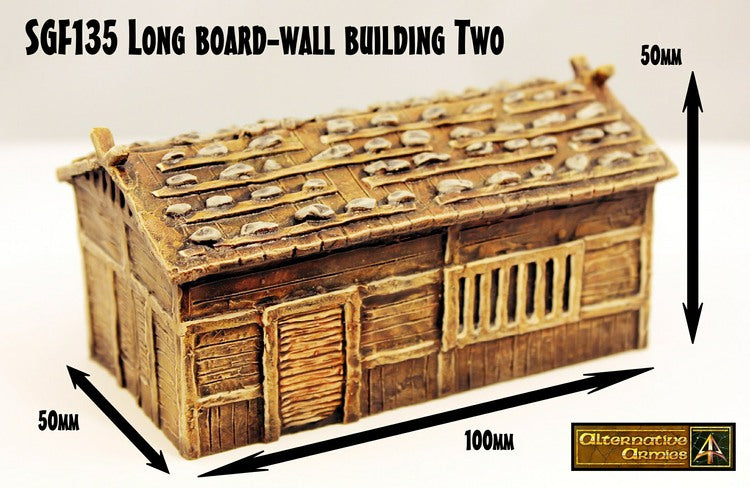 SGF135 Long board-wall building Two