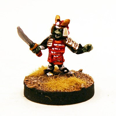 SGF41 Goblin Commander with Katana