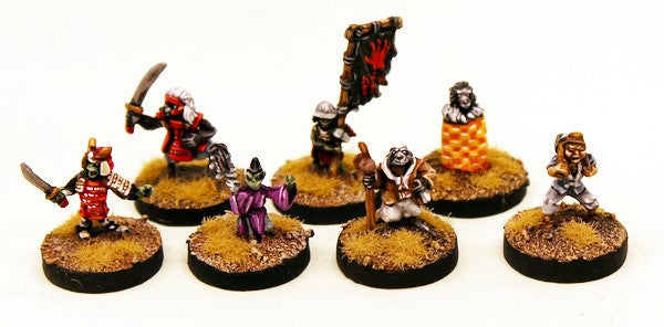 SGFP16 Goblins and Tanuki Pack