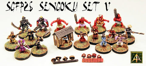 SGFP1 The Sengoku Set I