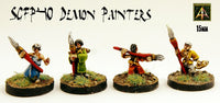 SGFP40 Demon Painters