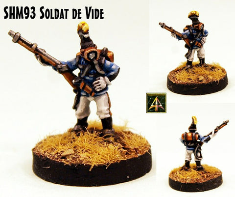 5024E Preserovitchs Dismounted Cavalry Unit - 12 Infantry