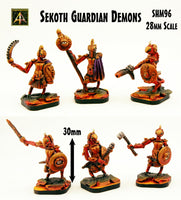 SHM96 Sekoth Guardian Demons