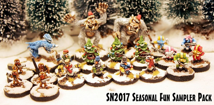 SN2017 Seasonal Fun Sampler Pack – Save 10%