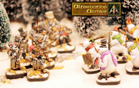 SN08 Black Powder Snowmen (28mm Scale)