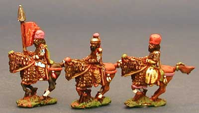 SPC4 Sassanid Persian Mounted Command