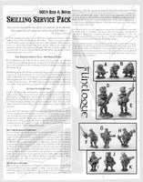 SSP04 Beir and Bones - Shilling Starter Set