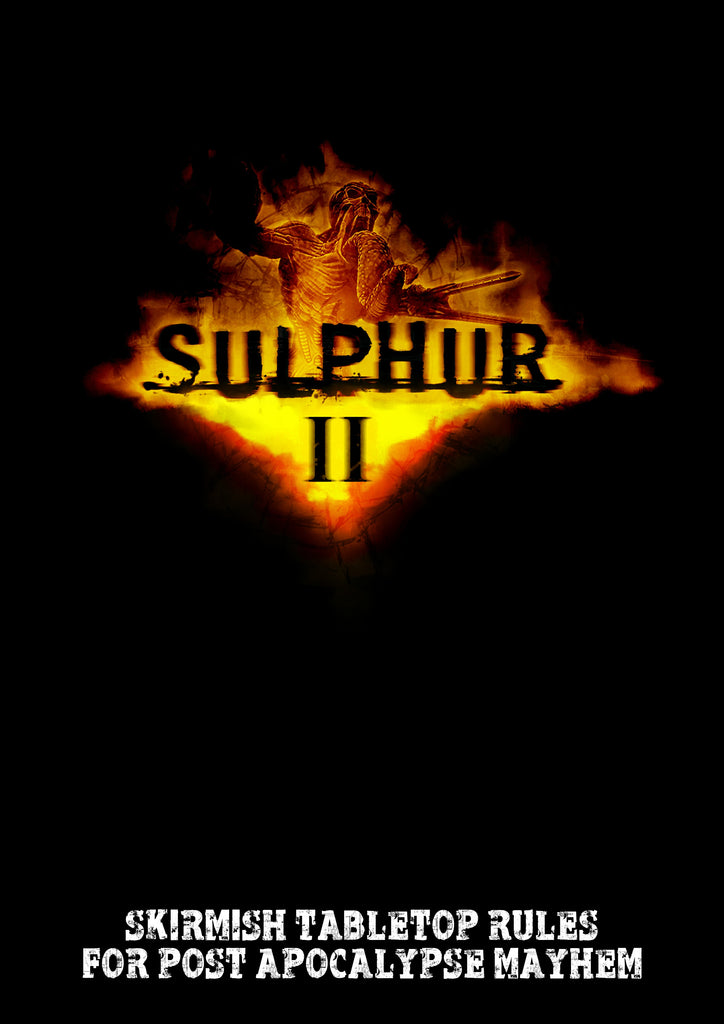 Sulphur II Game Book