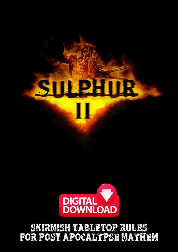 Sulphur II Game Book - Digital Paid Download