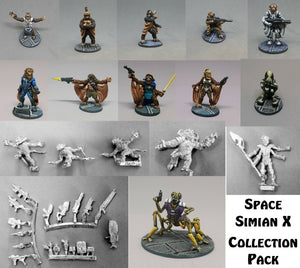 SUXP00 Space Simian X Collection - Save 10%