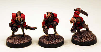 SVP04 Battle Boars