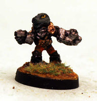 SZ1 Szithk Leader with Laser Pistol