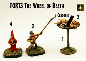 TOR13 Wheel of Death