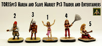 TOR15pt3 Slave Market and Harem Pt 3 Trader and Entertainers
