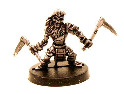 UDD005 Undead Heavy Infantry with Scycle