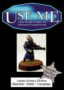 UM001 USEME 15mm Science Fiction