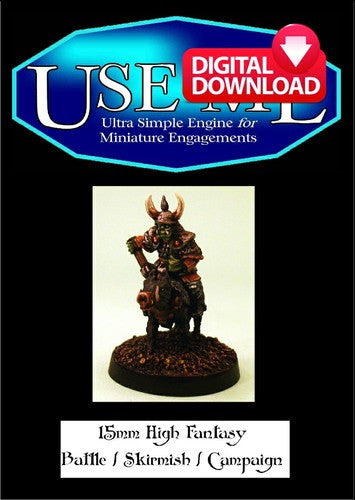 UM002 USEME 15mm High Fantasy - Paid Digital Download