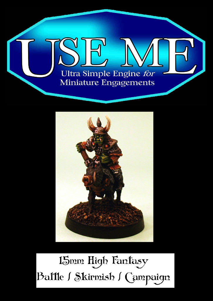 UM002 USEME 15mm High Fantasy