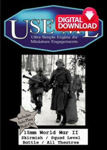 UM003 USEME World War Two - Paid Digital Download