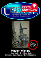 UM004 USEME Modern Warfare  - Paid Digital Download